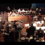 orkest rep steengroeve in Storm