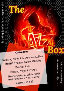 The JazzBox Flyer