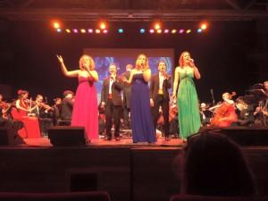Vocals met orkest Amersfoort