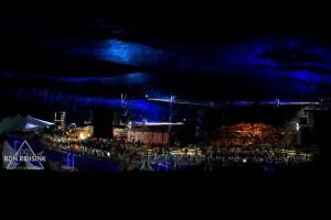 Overzicht foto CINEMA in het donker