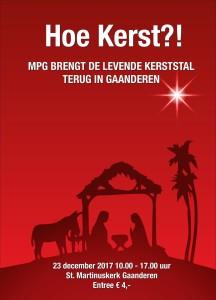 Promo banner Hoe Kerst